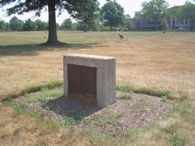 Marker in Manville image. Click for full size.
