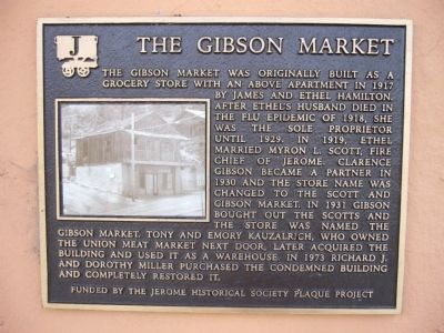The Gibson Market Marker image. Click for full size.