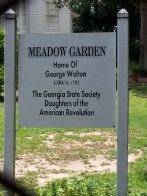 Meadow Garden Marker image. Click for full size.