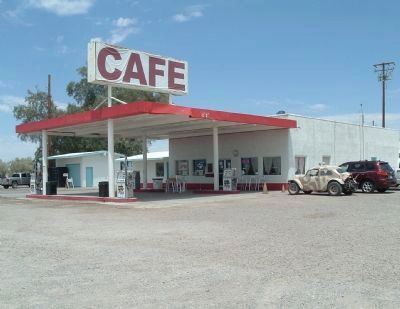 Amboy and Roy's Café image. Click for full size.
