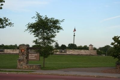 Fort Stanwix National Monument image. Click for full size.
