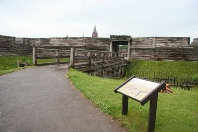 Fort Stanwix Marker image. Click for full size.