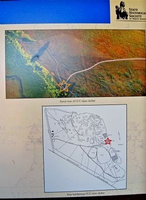 Aerial View and Map image. Click for full size.