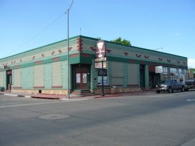 Sultana Theater image. Click for full size.