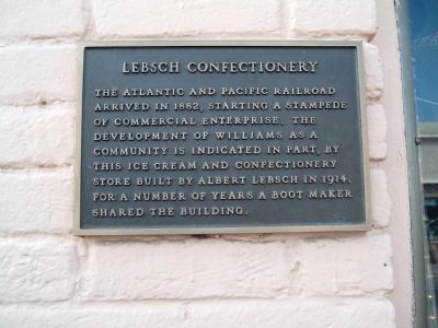 Lebsch Confectionery Marker image. Click for full size.
