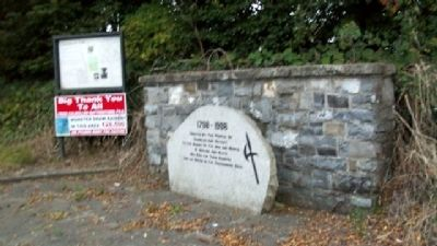 Culmullen & 1798 Memorial and Marker image. Click for full size.