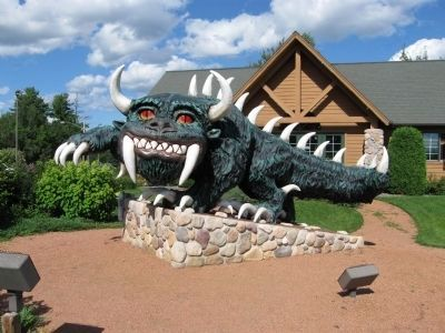 The Hodag image. Click for full size.