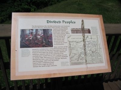 Divided Peoples Marker image. Click for full size.