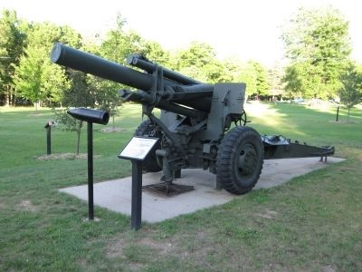 U.S. Army 155 Howitzer M1 image. Click for full size.