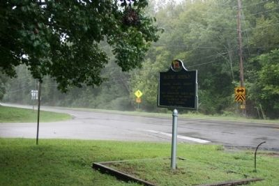 Blount Springs Marker image. Click for full size.