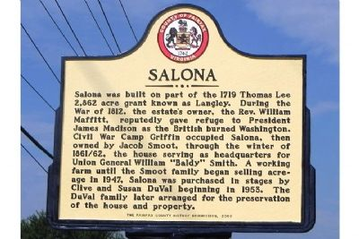 Salona Marker image. Click for full size.