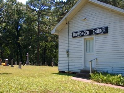 Niswonger Church image. Click for full size.