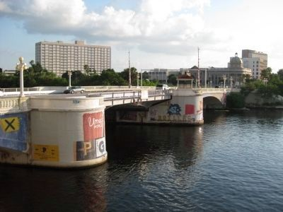 Kennedy Boulevard Bridge over the Hillsborough River image. Click for full size.