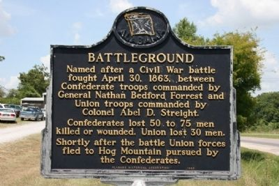 Battleground Marker image. Click for full size.