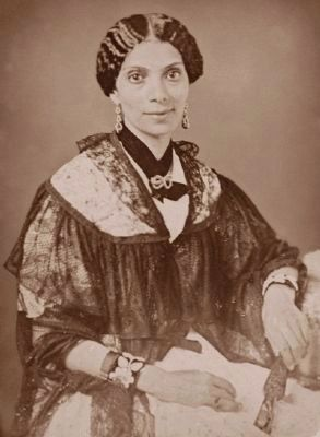 Mary Smith Kelsey Peake (1823–1862) image. Click for full size.