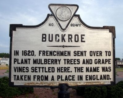 Buckroe Marker image. Click for full size.