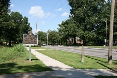 Betz Addition Historic District Marker image. Click for full size.