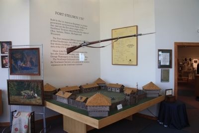 Fort Steuben Museum image. Click for full size.