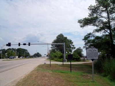 US Rt 17 (facing north) image. Click for full size.
