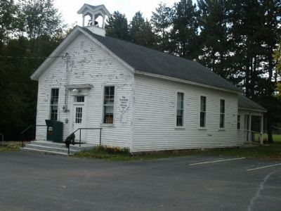 Ray Township District No. 1 School image. Click for full size.