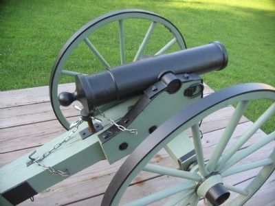 Replica Mountain Howitzer image. Click for full size.