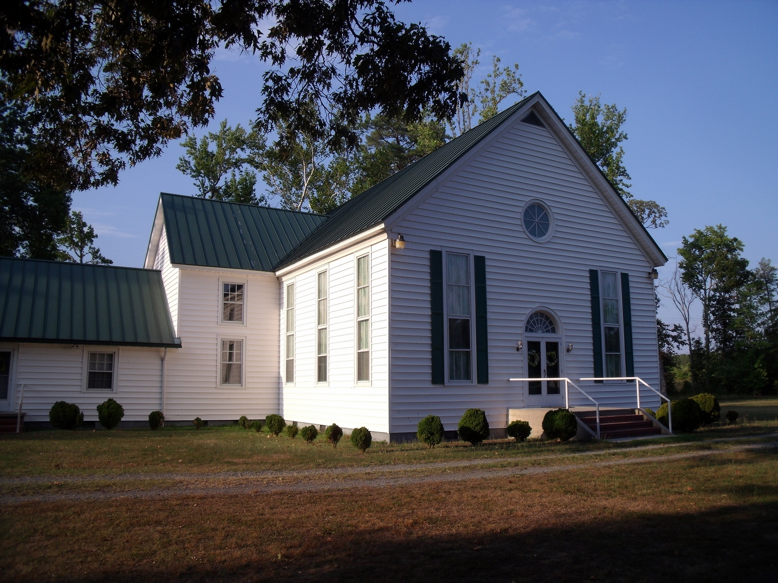 Lower King and Queen Baptist Church