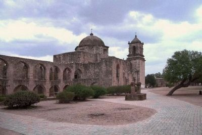 Mission San José image. Click for full size.