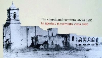 Photo on The Convento / El convento Marker image. Click for full size.