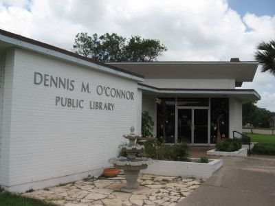 Dennis M. O'Connor Public Library image. Click for full size.