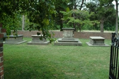 The Washington Family Burial Ground image. Click for full size.