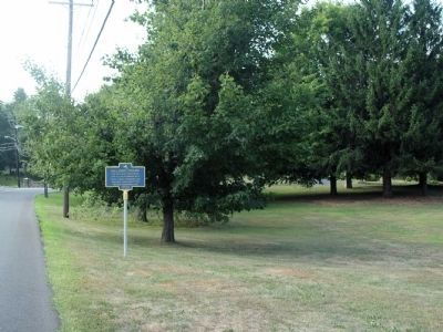 The Hallowed Grounds as seen from Forester Ave. image. Click for full size.