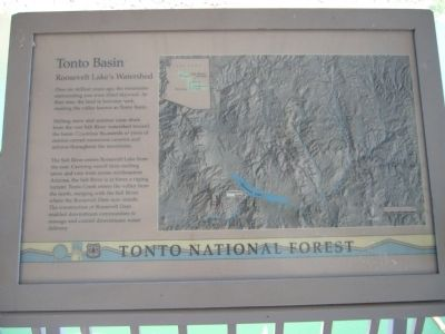 Tonto Basin Marker image. Click for full size.