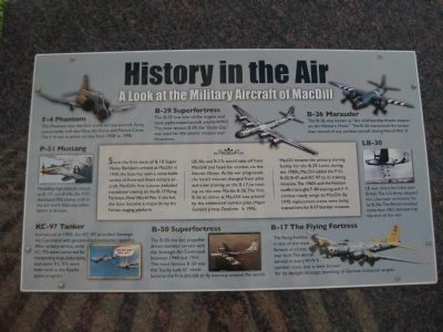 History in the Air Marker image. Click for full size.