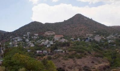 Jerome, Arizona image. Click for full size.