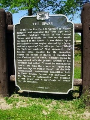 The Spark Marker image. Click for full size.