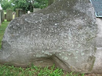 Inscription on the Stone image. Click for full size.