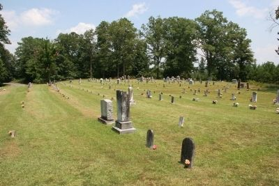 Shady Grove Cemetery image. Click for full size.