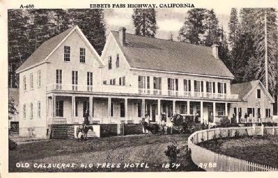 The Mammoth Grove Hotel image. Click for full size.