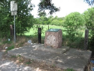 Goliad County Marker image. Click for full size.
