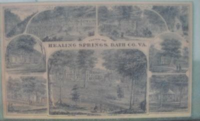 Advertizement for Healing Springs image. Click for full size.