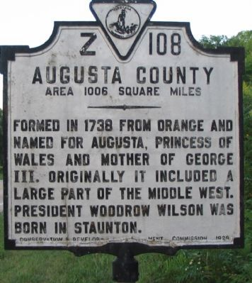Augusta County Side image. Click for full size.