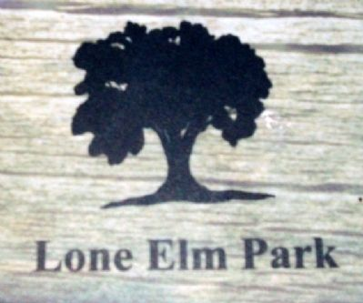 Lone Elm Park Logo image. Click for full size.