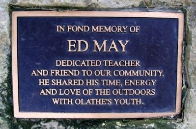 Ed May Marker image. Click for full size.