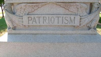 Paola Veterans' Memorial - Patriotism image. Click for full size.