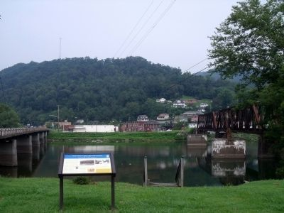 Gauley River Bridges image. Click for full size.