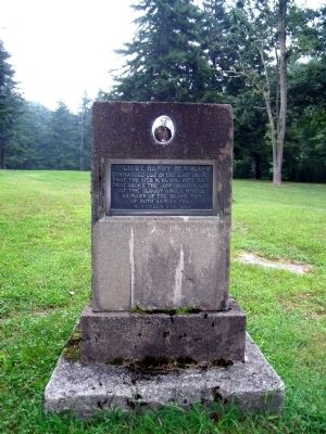 Lieut. Henry Bender Monument image. Click for full size.