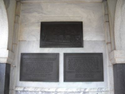 Pennsylvania Monument Markers image. Click for full size.