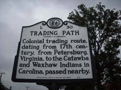 Trading Path Marker image. Click for full size.