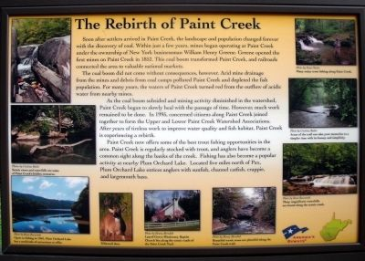 The Rebirth of Paint Creek Panel image. Click for full size.