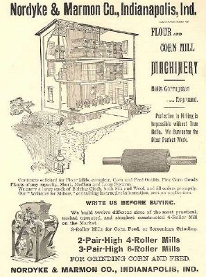 Roller Mill equipment image. Click for full size.
